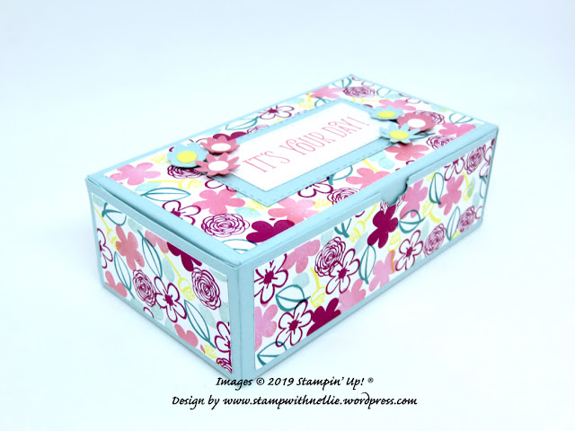 Happy Birthday Gorgeous Stampin Up
