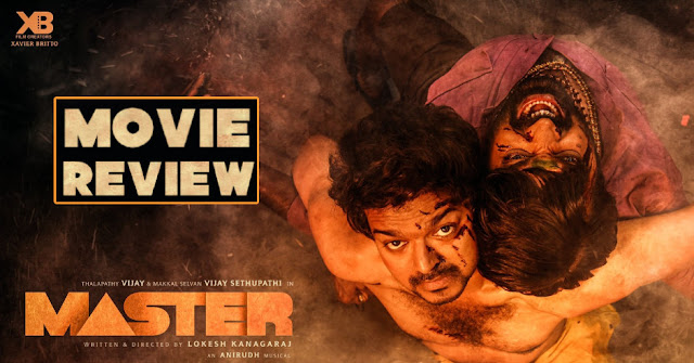 Master Movie Review and Ratings: Vijay's latest is Hit or Flop.?