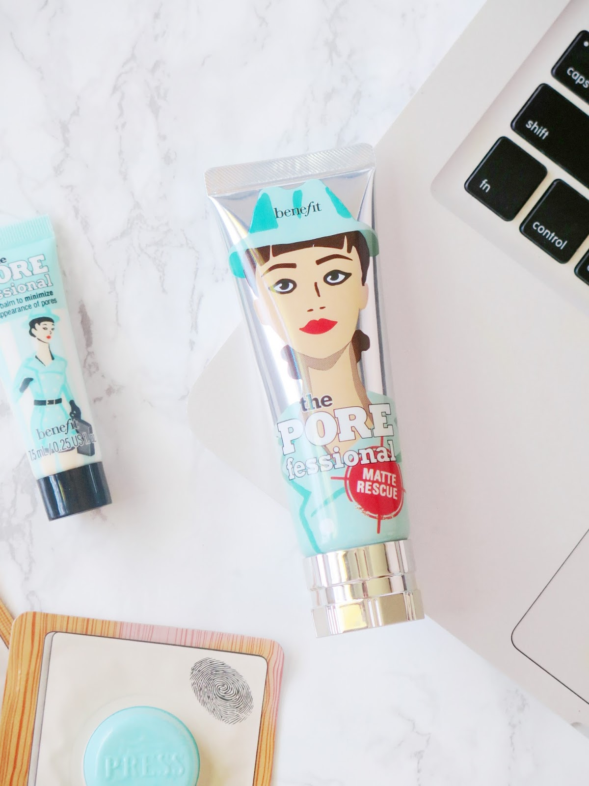 To The Rescue | Benefit Cosmetics POREfessional Matte Rescue Invisible Finish Mattifying Gel | Review & Swatches | labellesirene.ca