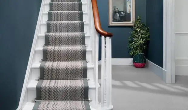 Carpet Is Best for the Stairs