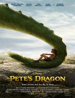 Pete's Dragon (Mi amigo el dragón) (2016)