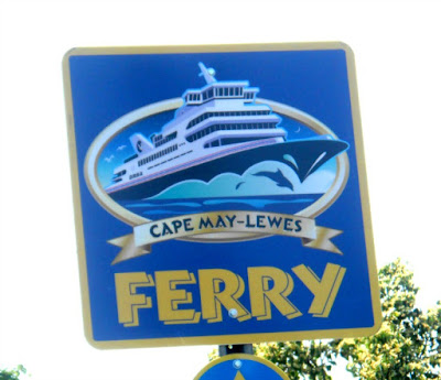 Cape May - Lewes Ferry in New Jersey and Delaware