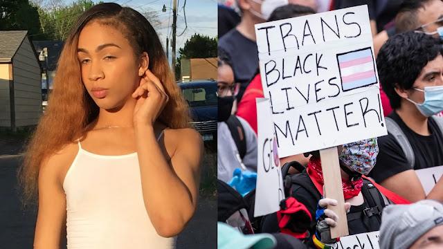 Ivanna Dior foi agredida por cerca de 30 homens negros durante manifestação contra o racismo