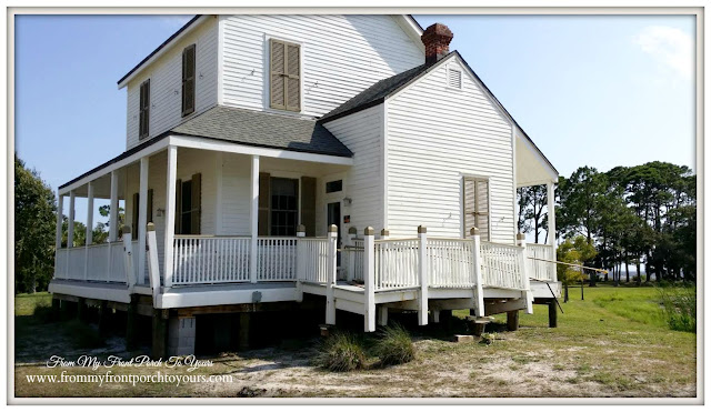 Farmhouse-Cape San Blas Lighthouse- Port St. Joe, Florida