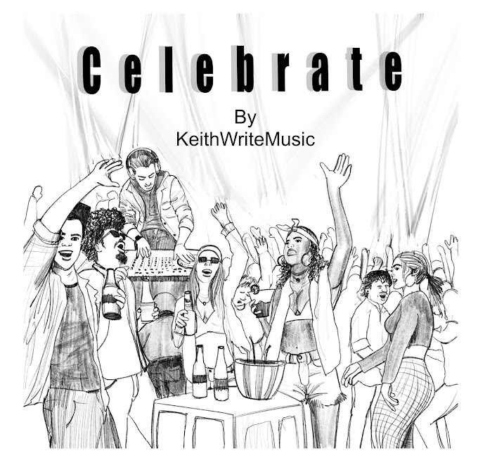 """Rapper KeithWritesMusic Delivers Joy with """"Celebrate"""" Single"""