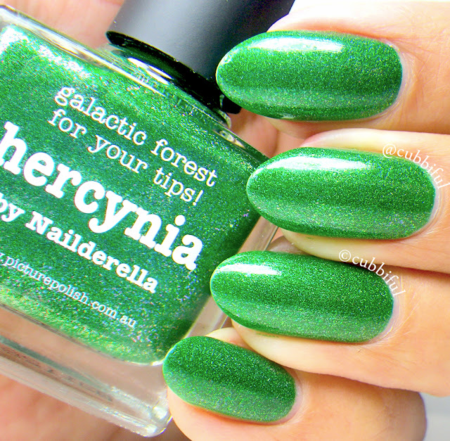 swatch piCture pOlish Hercynia
