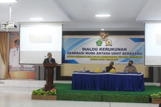 Jaga Kerukunan Antar Umat Beragama, Gelar Dialog Generasi Muda Lintas Agama