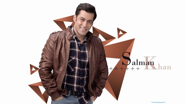 Desktop Wallpaper of Salman Khan