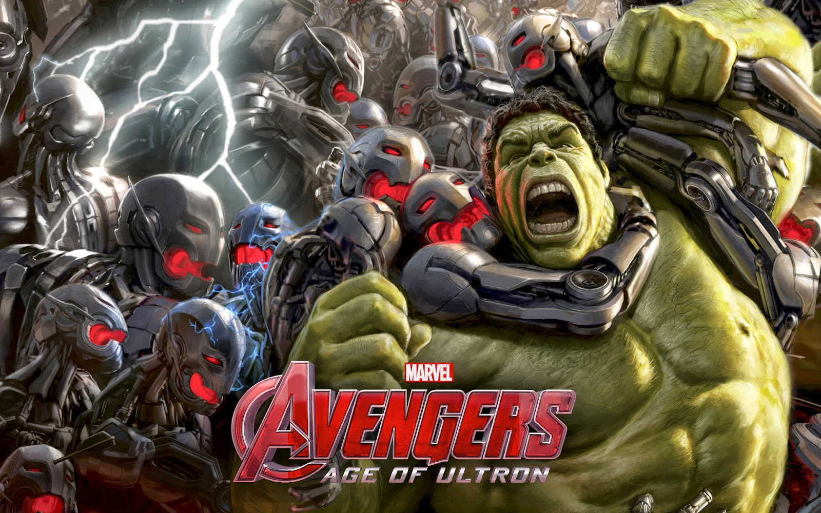 Avengers Age of Ultron...
