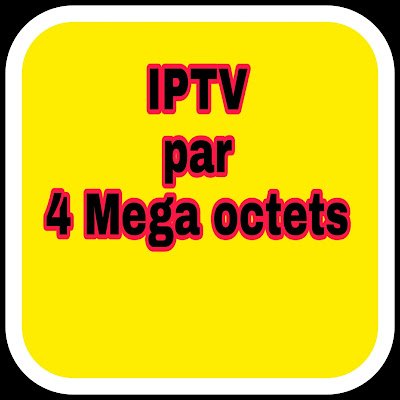 Est-ce que 4 Mo sont suffisants pour bénéficier de IPTV via l'appareil ou via l'application VLC?
