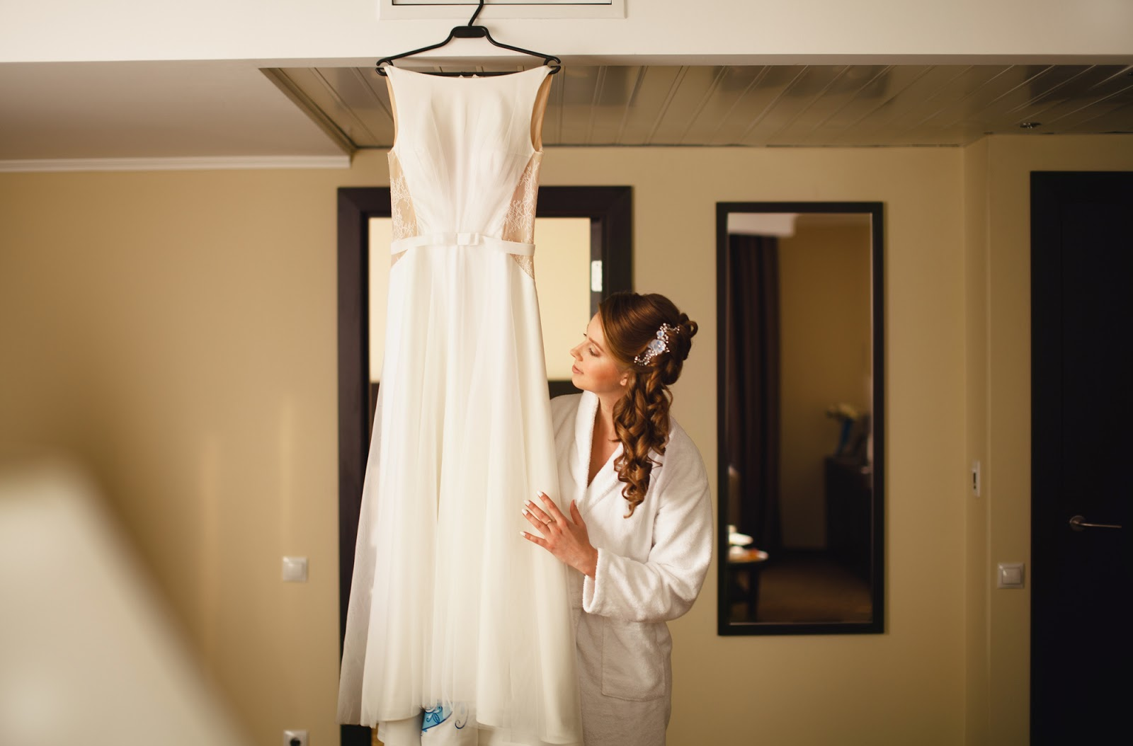 Why You Need a Professional For Wedding Gown Cleaning ~ The Clean ...
