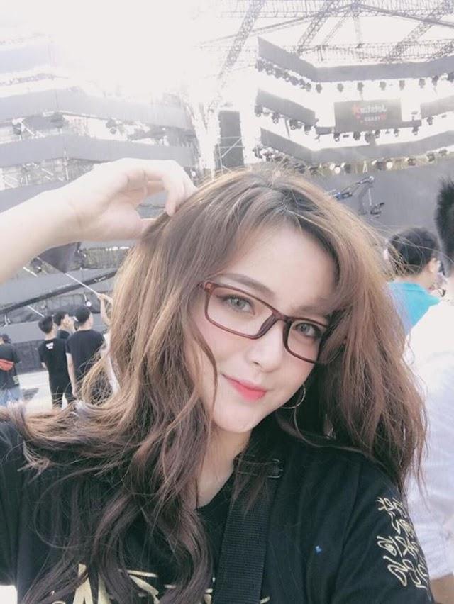 Vẻ đẹp những 'hot girl' Việt lai Tây gây hút hồn cộng đồng mạng