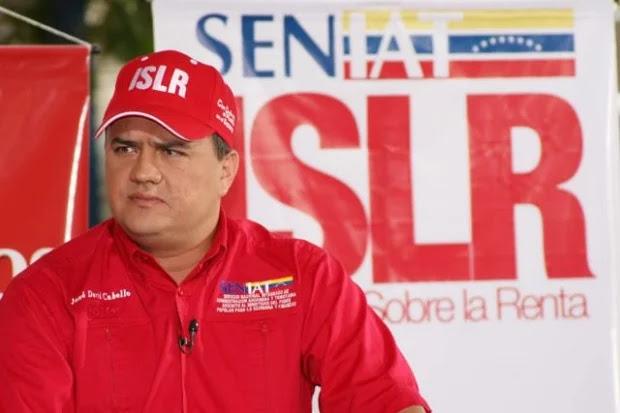 José David Cabello: Sanciones de EEUU nos fortalecen