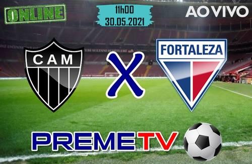 Atlético-MG x Fortaleza Ao Vivo