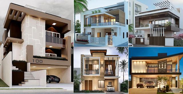 35 Meilleur Conception De Maison Moderne