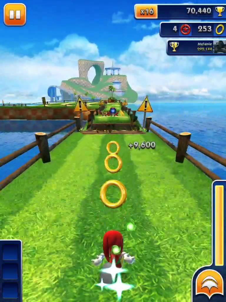 Sonic Dash 2: Sonic Boom Mod APK - Game Mod Download