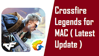 Crossfire Legends for MAC