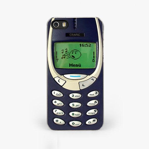 Old Nokia Phone Case