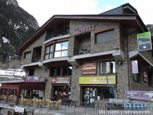 Complejo Sant Moritz, apartamentos, Arinsal, Andorra
