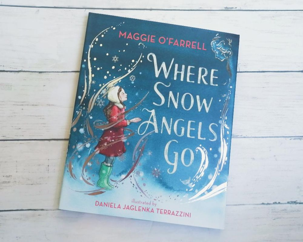 Where Snow Angels Go Book review