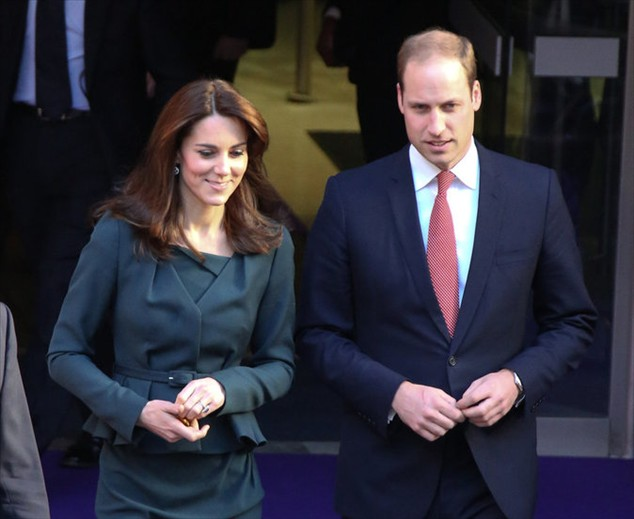 Kate laughed to splinters and William benevolent companion and businessman