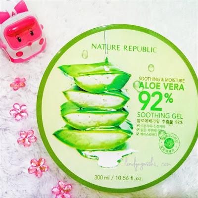 Review Nature Republic Aloe Vera