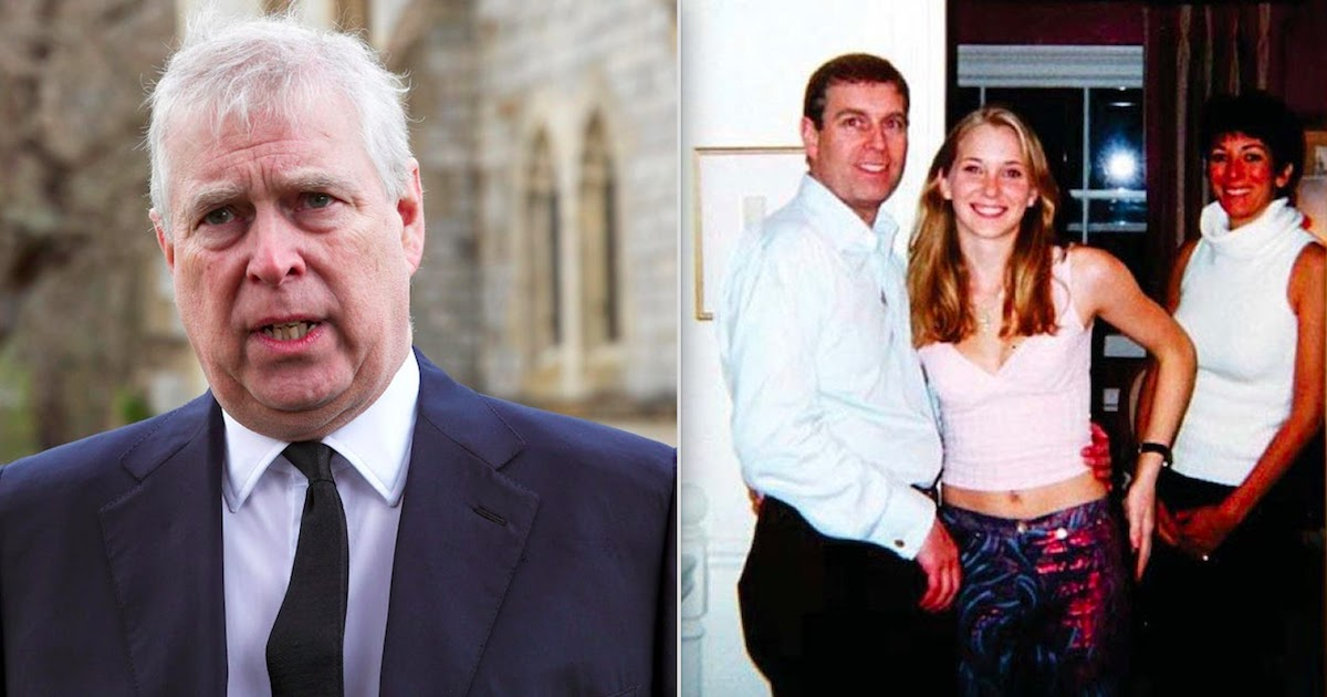 Prince Andrew Has Been Served With Sexual Abuse Lawsuit  From Jeffrey Epstein Accuser, Virginia Giuffre