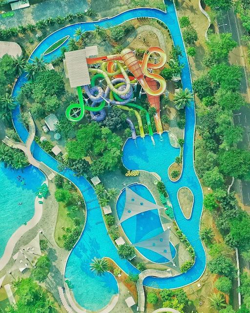 Waterpark Terbesar di Bekasi