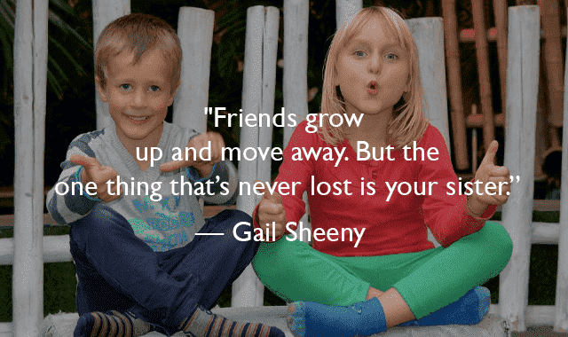 heart touching emotional brother and sister quotes