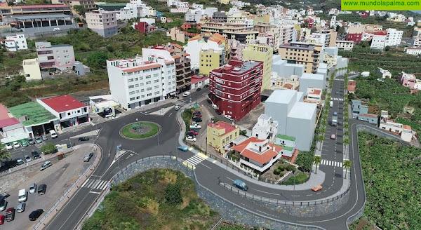El Cabildo adjudica las obras de la nueva avenida del casco urbano de San Andrés y Sauces