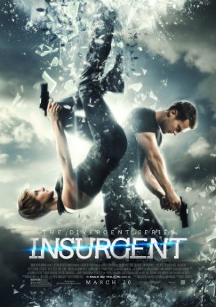 Insurgent 2015 BRRip 720p Dual Audio In Hindi English