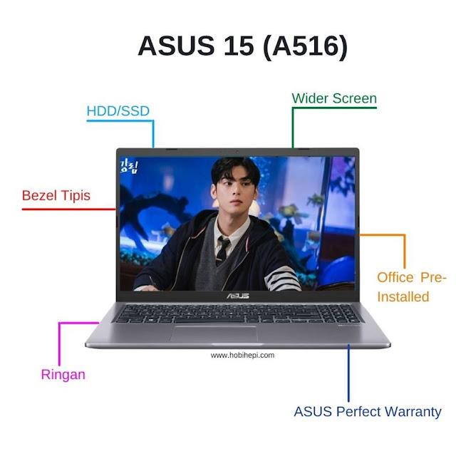 ASUS 15 A516