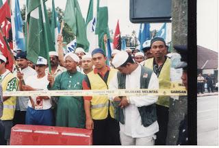 PRU 10 : 1999 : Barisan Alternatif diwujudkan