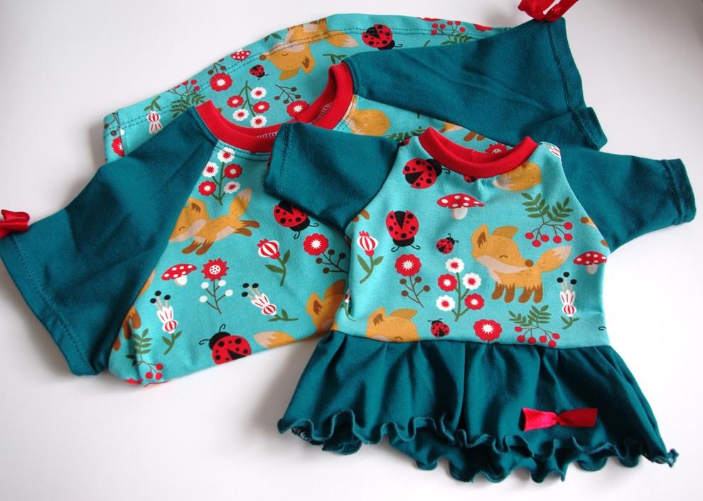 Bethioua Mini von Ellepuls Nähblog Kindershirt Freebook nähen