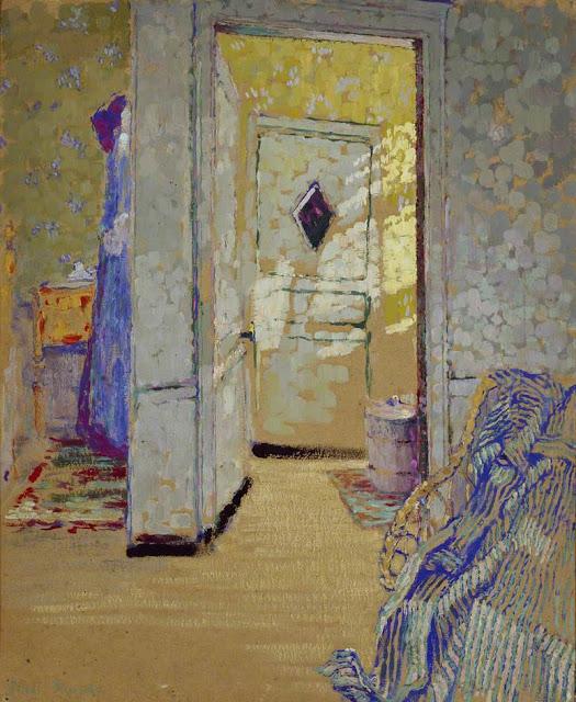 1948. Ethel Sands - A Dressing Room