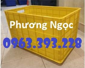 Thùng nhựa 5 bánh xe, thùng nhựa đẩy hàng, thùng nhựa công nghiệp Thung-nhua-dac-5-banh-xe-mau-vang_result