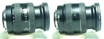Minolta Maxxum AF 24-105mm Zoom 1:3.5~4.5 D #131