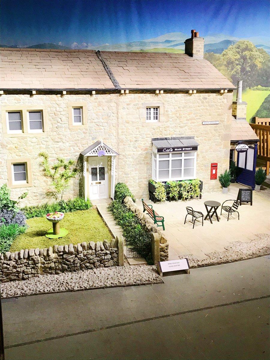 Emmerdale model village