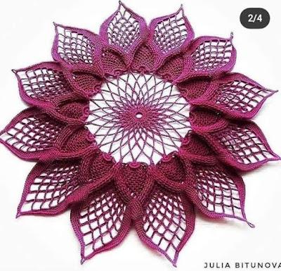 Amazing Idea of Crochet Free Pattern