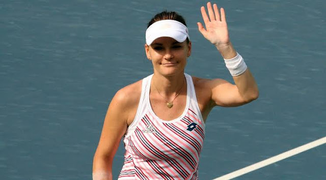 Richest Tennis Players - Agnieszka Radwanska