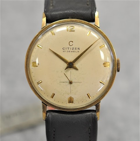 CITIZEN<br />SOLD OUT