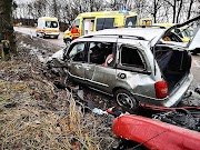 Három életveszélyes sérültje van az Egernél történt balesetnek