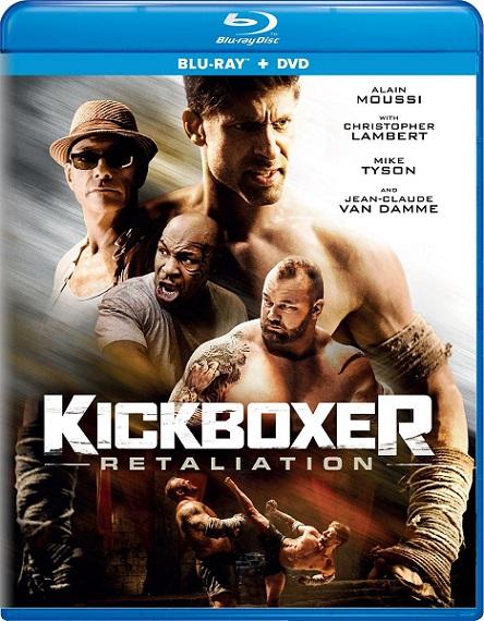 Kickboxer: Retaliation (Kickboxer: Contrataque) (2018) 720p y 1080p BDRip mkv Dual Audio AC3 5.1 ch