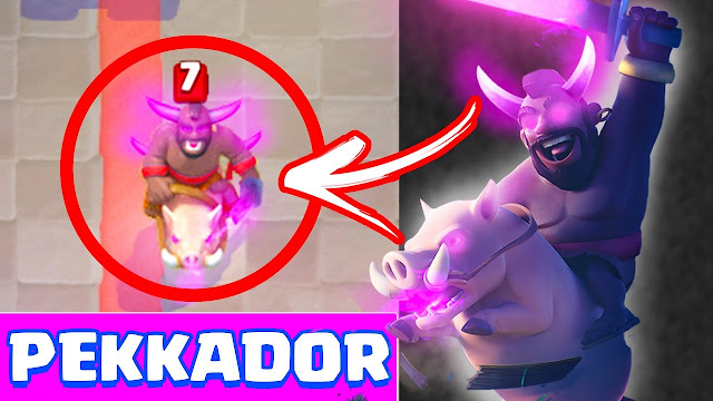Fusão de Cartas no Clash Royale