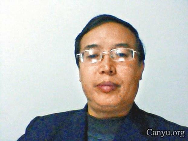 """对华援助新闻网: 民主维权人士王德邦""""十一""""期间被阻止外出"""