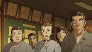 名探偵コナンアニメ 第1002話 米花商店街ダストミステリー   Detective Conan EP.1002   Hello Anime !