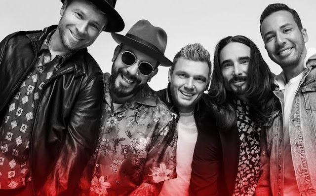 Backstreet Boys en Mexico Febrero 2020 compra boletos en preventa baratos en primera fila no agotados hasta adelante