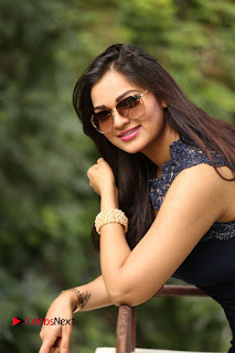Actress Ashwini Pictures in Short Dress at Vinodam 100 Percent Press Meet  0110.JPG