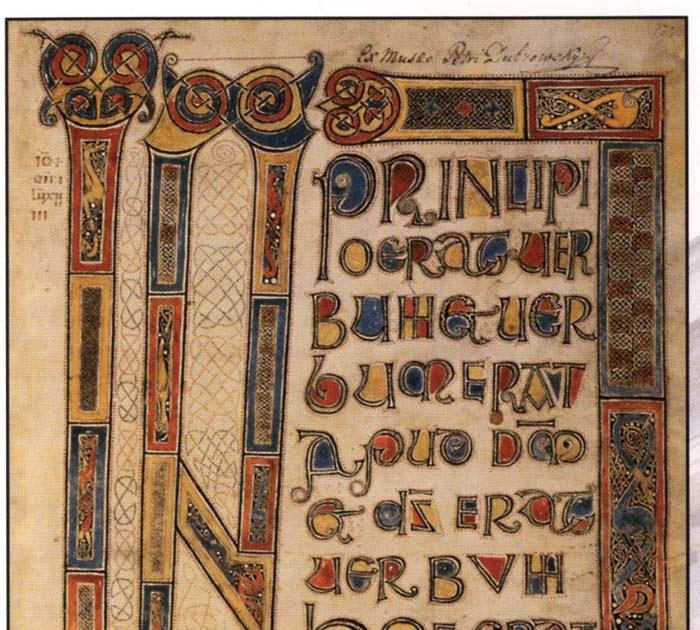 Carpe Diem!: Old English/ Anglo Saxon Writing