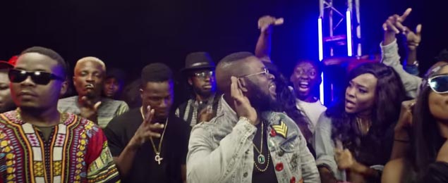 [Music Video] Falz ft. Olamide, Davido - Bahd Baddo Baddest